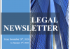 Legal Newsletter No 01 Jan 2021
