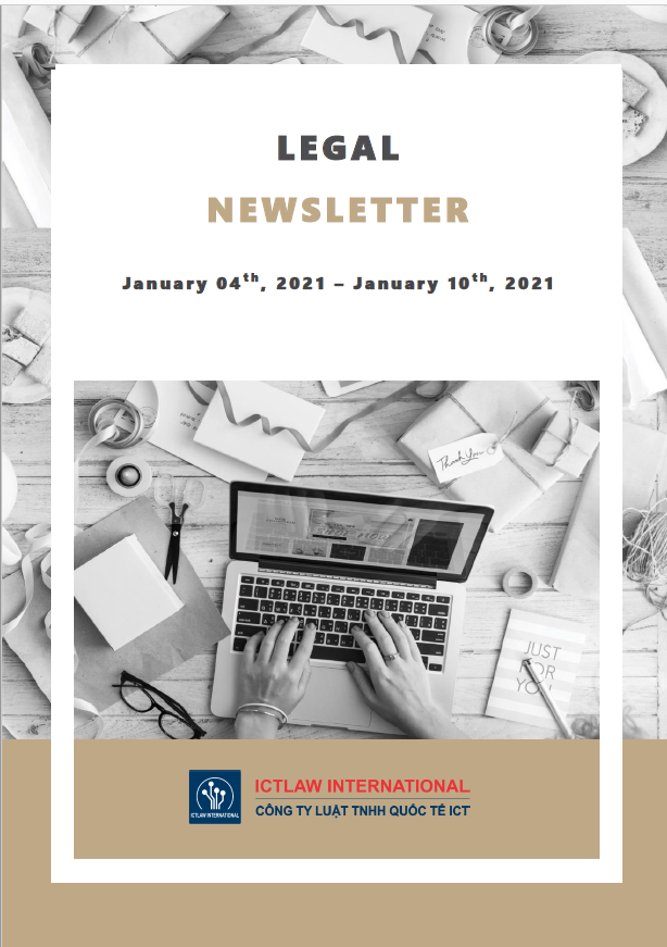 Legal Newsletter no 02 Jan 2021